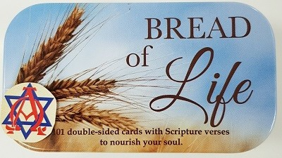Bread of life: 101 double-sided cards with Scripture verses to nourish your soul