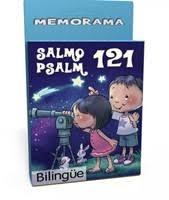 Salmo 121. Juego memorama bilingüe
