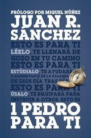1 Pedro para ti, libro