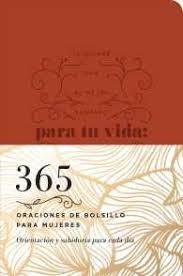 365 oraciones mujeres