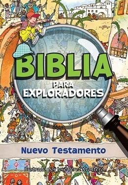Biblia para exploradores N.T.
