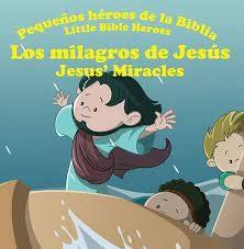 Milagros de Jesus pequeños