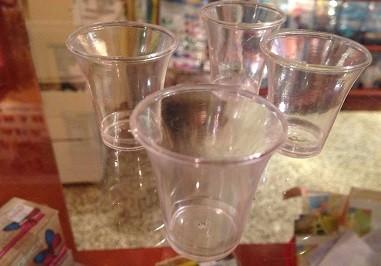 Vasos metraquilato