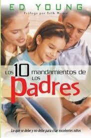 10 mandamientos padres