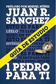 1 Pedro para ti: Guía de estudio
