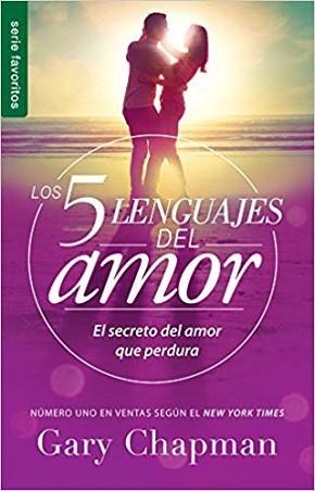 Los cinco lenguajes del amor - Libro de bolsillo