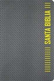 Biblia NTV - Edición cremallera; sentipiel Gris