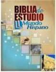 Biblia de estudio Mundo Hispano-TAPA DURA