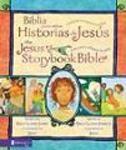 Biblia para niños historias de Jesús (inglés/español)