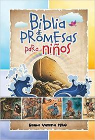 Biblia de promesas para niños-Tapa dura
