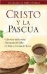 Desplegable: Cristo en la pascua