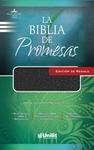 La Biblia de Promesas - Edicíon regalo, imitación negro