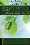 Biblia de estudio Vidas transformadas RVR60; Tapa dura, Indice- Tapa dura indice