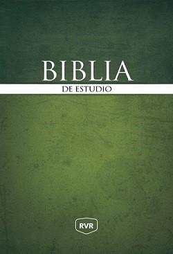 Biblia estudio revisada T