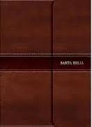 Biblia Letra Grande, Tamaño manual RVR 60 Holman; Referencias, Indice, Simil piel, marrón, solapa con imán