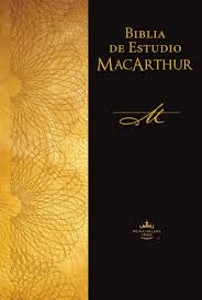 Biblia MacArthur tela