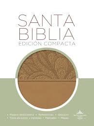Biblia Nelson compacta topacio