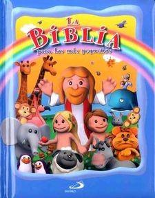 Biblia mas pequeños