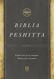 Biblia Peshitta: Edicíon actualizada y aumentada - Imitación piel