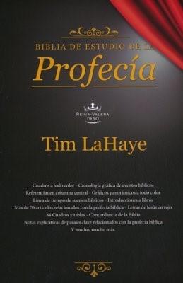 Biblia de estudio de la Profecía - Imitación piel, marrón