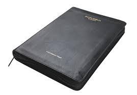 Biblia Reina Valera Gomez RVG 2010; Tamaño bolsillo, Concordancia, cremallera, mapas