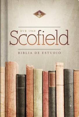 Biblia de estudio Scofield RVR60, Tapa dura