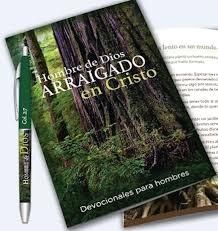 Bolígrafo & Devocional: Hombre de Dios arraigado en Cristo - Devocionales para hombres