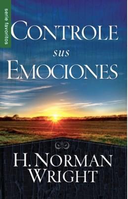 Controle sus emociones - Serie Favoritos; libro de bolsillo