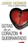 Gotas de un corazón quebrantado