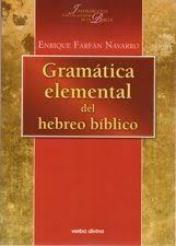 Gramatica del hebreo