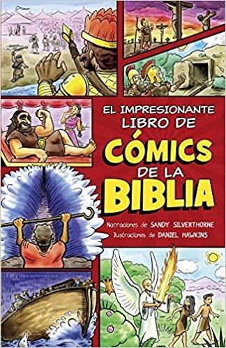 Impresionante comics