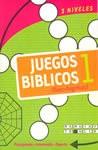 Juegos Bíblicos 1 - Principiante, Intermedio, Experto