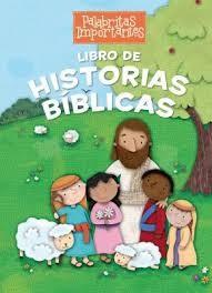 Libro de historias bíblicas: Palabritas importantes