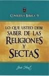 lo que usted debe saber de las religiones y sectas-Volumen 9