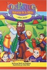 Los Peques: Historias de la Biblia sobre Jesús