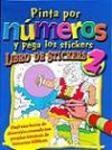 Pinta por números y pega los stickers-Libro de stickers-2