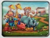 Rompecabezas Noe animales